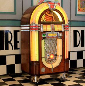 jukebox huren verhuur