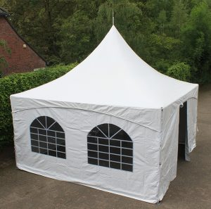 pagode-tent-dicht